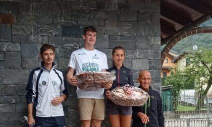 Trofeo Strigiotti: titolo assoluto di corsa in montagna ad Alessandro Rossi e Silvia Berra