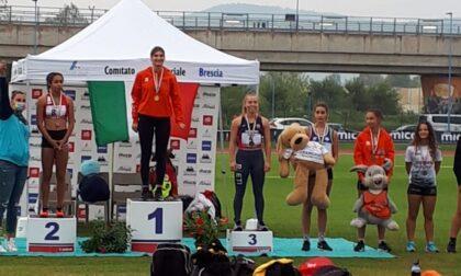 Campionati Italiani di Società Allieve: Elena Galli contribuisce al Successo della Bracco Atletica