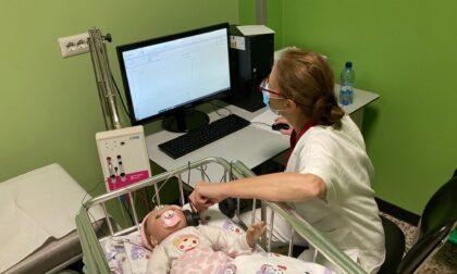 Screening uditivo neonatale: all'Ospedale di Sondrio l'esame per individuare la sordità congenita