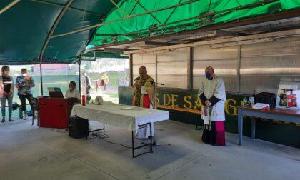 L'Anfi ha promosso un raduno per ricordare soci e familiari deceduti a causa del covid