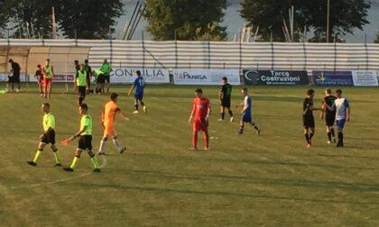 La Nuova Sondrio Calcio manca la qualificazione al secondo turno di Coppa Italia