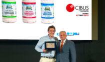 Latteria Sociale Valtellina, premio al latte fresco per il miglior packaging