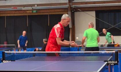 """40° Torneo di tennis tavolo """"Mese per lo sport"""""""