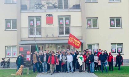 Da Sondrio la condanna dell'aggressione fascista avvenuta contro la sede della Cgil nazionale