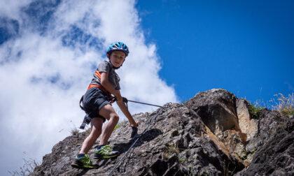 Corso base di arrampicata per bambini e ragazzi