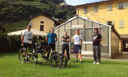La Dreambike del San Michele ha fatto il Giro d'Italia solidale