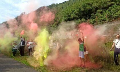 Buona la prima per la Color Run Tam Tam