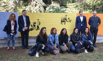 """Educa in Rete: iniziativa """"Non sono un murales - Segni di Comunità"""""""