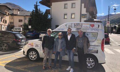 """""""Progetti del Cuore"""" per il trasporto gratuito di anziani e ammalati"""