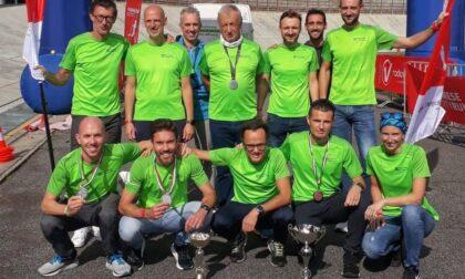 Il Gruppo podistico Bps brilla al 46° Campionato Italiano Interbancario e Assicurativo