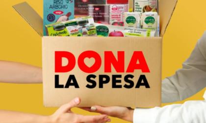Torna l'appuntamento solidale con Dona la spesa Coop