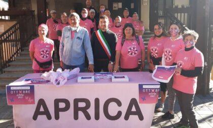 Staffetta 2021, arrivo ad Aprica nel segno del rosa